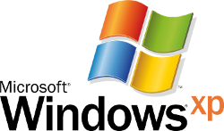 Logo von Windows XP